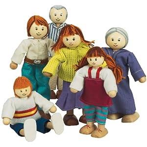 Small World Toys Ryan's Room Family Affair Caucasian