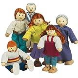 Small World Toys Ryan's Room - Family Affair (Caucasian Family) ~ Small World Toys