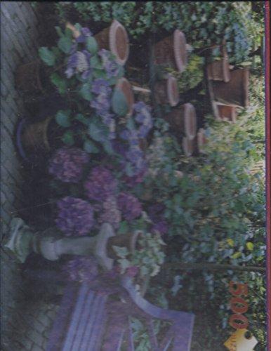 Garden; 500 Piece Puzzle - 1