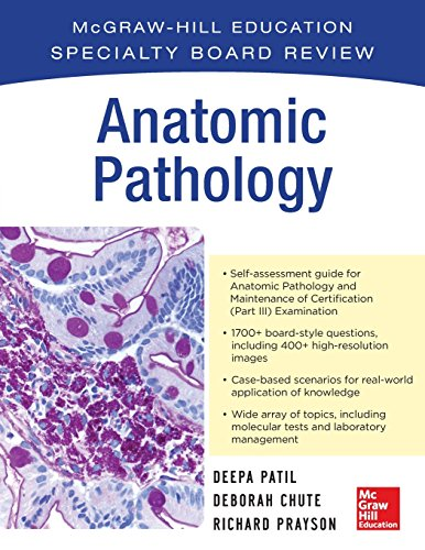 McGraw-Hill Specialty Board Review Anatomic Pathology (Specialty Board Reviews)