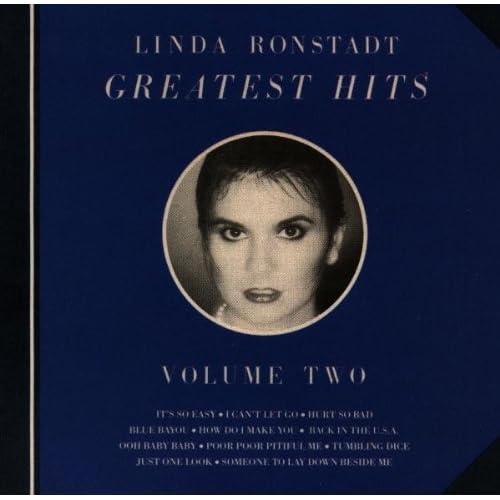 Amazon.com: Linda Ronstadt: Greatest Hits, Vol. 2: Music