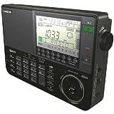 SANGEAN ATS-909X-BK Professional Multi-Band AM/FM/SW Receiver (Black)