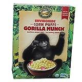 CornPuff Gorilla Munch コーンパフ ゴリラマンチシリアル 700g 有機 オーガニック