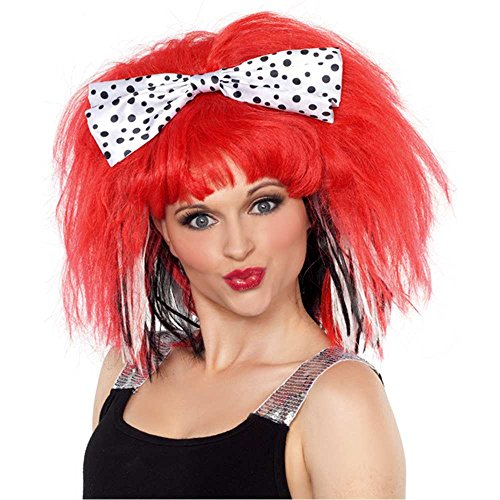 Polka Dot Chick Wig - One Size