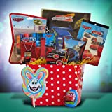 Easter Gift Basket for Boys From Disney Pixar Cars and Friends
