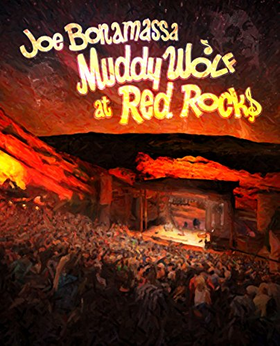 Muddy Wolf At Red Rocks (2DVD) [2015]