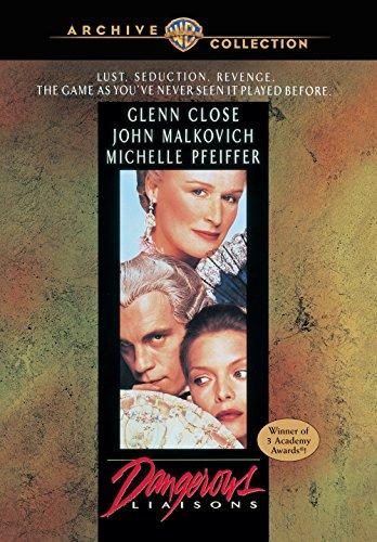 DVD : Dangerous Liaisons