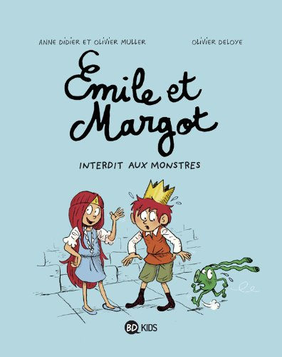 Emile et Margot (1) : Emile et Margot, tome 1