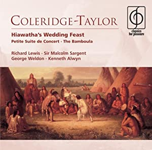 Hiawatha's Wedding Feast/Petite Suite De Concert (Sargent) by Cfp
