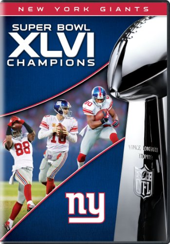 Nfl Super Bowl Xlvi Champions: 2011 New York Giants Picture