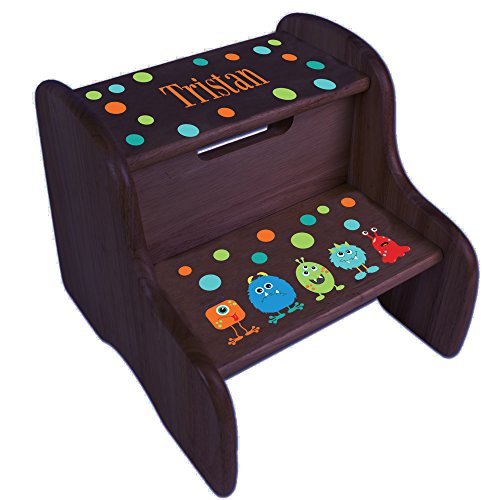 buy Personalized Monster Two Step Stool for sale