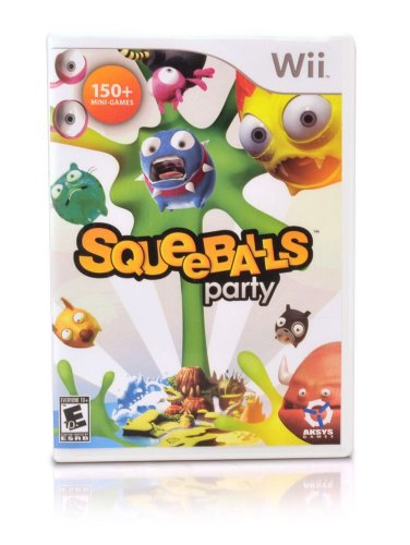 Squeeballs Party - Nintendo Wii - 1