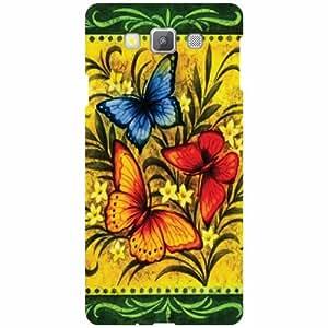 Back Cover For Samsung Galaxy A7 SM-A700FD -(Printland)