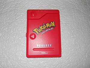 Tiger Electronics Pokemon Pokedex Organizer Electronic Handheld Game