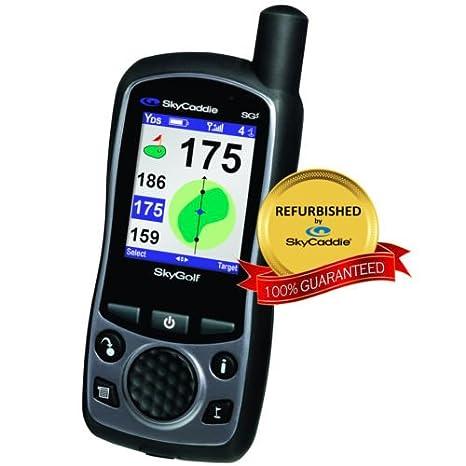 Skycaddie SG5 GPS électronique digital Écran couleurs