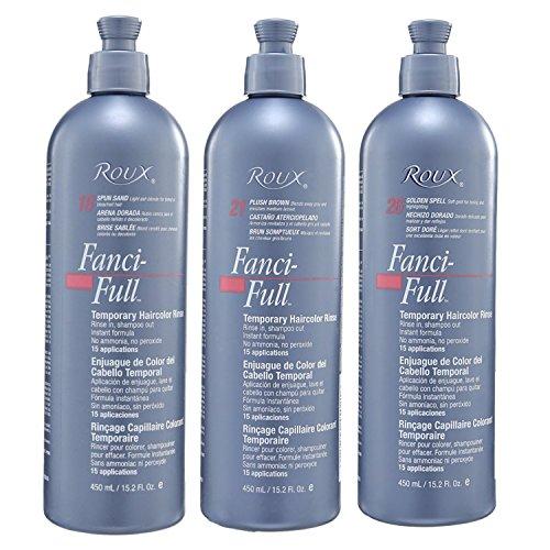 Hair Color: Color Correctors: Roux Fanci-Full Rinse