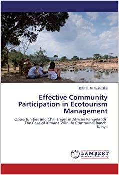 case study of ecotourism in kenya - the kimana project