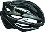 Bell Array Helmet - Black/Titanium Velocity, Large