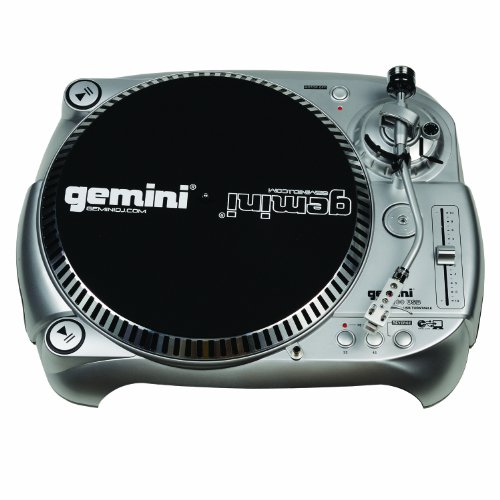 Gemini TT-1100USB Belt Drive Turntable With USB