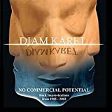 No Commercial Potential - Rock Improvisations From 1985-2002 by DJAM KARET