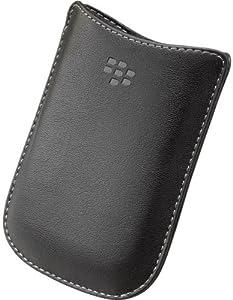 BlackBerry Handytasche für BlackBerry Curve 8900/8520 schwarz