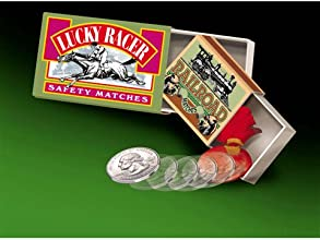 Empire Magic Match Boxes - Coin Vanish and Reappear Trick