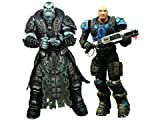 Neca Gears of War General Raam vs Kim - 2 pack