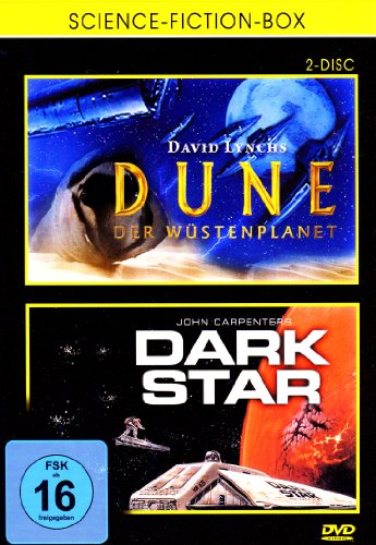 Top Seller Science Fiction Box - Dune