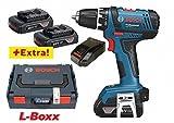 Bosch GSR 18-2-LI Cordless Drill Screwdriver in Box