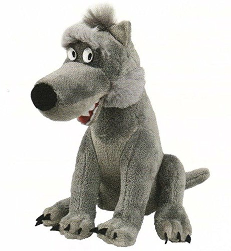 The Wolf Russian Talking Toy Popular Cartoon Character From