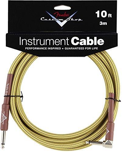 fender-performance-series-custom-shop-jack-ang-jack-cable-tweed-10ft-3m