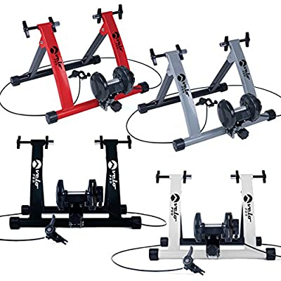 Turbo Trainer for Mountain and Road Bike Variable Speed Resistance Indoor Trainer by Velo Pro by Velo Pro
