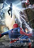 The Amazing Spider-Man 2: Rise of Electro (Electro Head 3D + 2D Version / Exklusiv und limitiert bei Amazon.de) [3D Blu-ray]