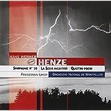 Henze: Symphony No. 10 / La Selva Incantata / Quattro Poemi