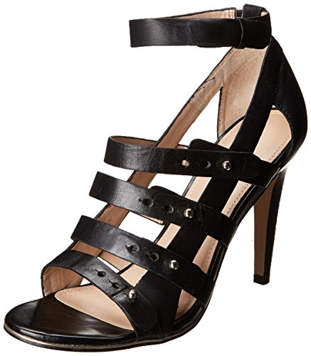 French Connection Nolinda Donna Nero Scarpe Sandali isplay EU 38