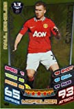 Match Attax 2012/2013 Legend Card - 486 Manchester United PAUL SCHOLES