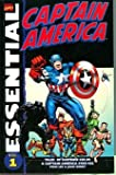 img - for Essential Captain America, Vol. 1 (Marvel Essentials) (v. 1) Direct edition by Lee, Stan; Kirby, Jack published by Marvel Comics Paperback book / textbook / text book