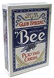 BEE(ビー) 92 ダイヤモンドバック トランプ 青 ポーカーサイズ