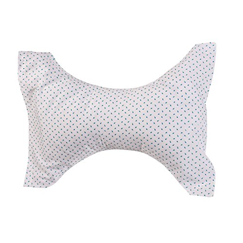 DMI Rest Pillow Hypoallergenic Bed Pillow Neck Pillow with Print Cover Home Garden Decor Throw ...