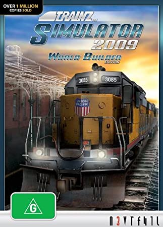Trainz Simulator 2009: World Builder Edition [Download]