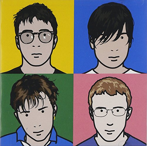 Blur - Greatest Hits The Singles - Lyrics2You