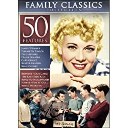 Family Classics Collection - Over 50 Features