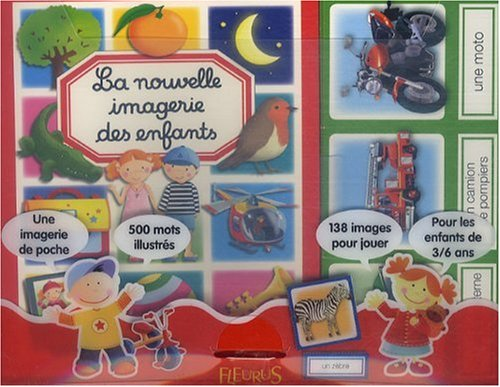 Valisette La nouvelle imagerie des enfants : Kit jeux