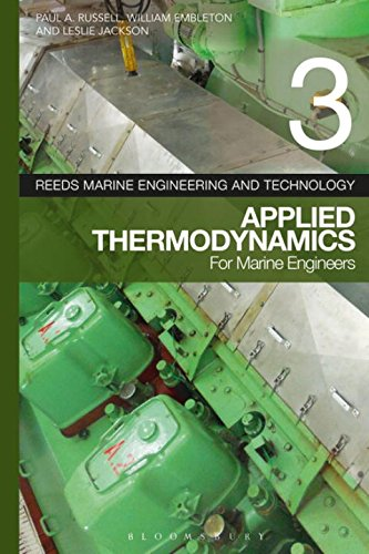 Reeds Vol 3: Applied Thermodynamics for Marine Engineers (Reeds Marine Engineering and Technology Series) (Reeds Marine Engineering Series compare prices)