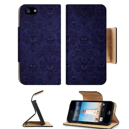 Pattern Sorceress Apple Iphone 5 Flip Cover Case With Card Holder Customized Made To Order Support Ready Premium Deluxe Pu Leather 5 3/16 Inch (132Mm) X 2 11/16 Inch (68Mm) X 9/16 Inch (14Mm) Liil Iphone 5 Professional Cases Touch Id Gold Spec Accessories front-300875