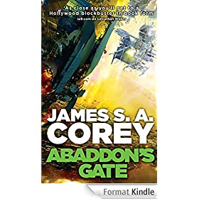 Abaddon's Gate: Book Three of the Expanse series (English Edition)