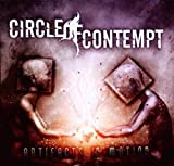 Artifacts in Motion by Circle of Contempt (2009) Audio CD