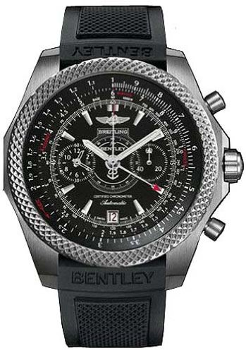 Breitling Titan Bentley Super Sports Ed, Ltd, Cronografo da uomo orologio e2736522/BC63