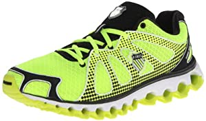 K-Swiss Men's Tubes Running Shoe,Neon Citron,9 M US