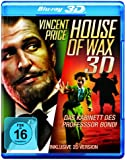 House of Wax - Das Kabinett des Professor Bondi (Blu-ray 3D + 2D)